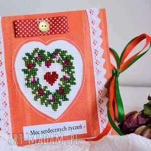 kartki kartka - moc serdecznych życzeń (2