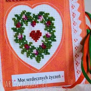 kartka kartki - moc serdecznych życzeń (2