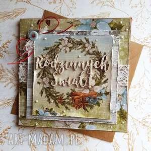 upominki święta kartka rodzinnych świąt