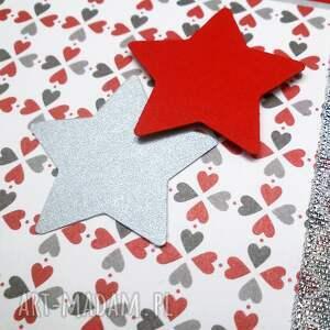 pomysł na świąteczne prezenty kartka świateczna