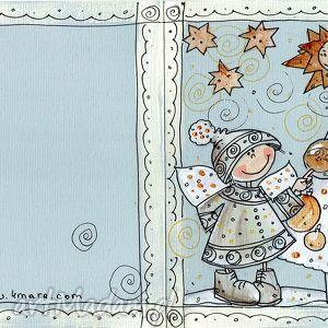 pomysł co pod choinkę kartka świąteczna 4 5 6