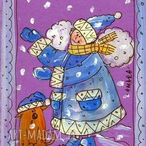 pomysł jaki prezent pod choinkę obraz kartka świąteczna 7 8