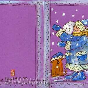 pomysł jaki prezent pod choinkę kartka świąteczna 7 8