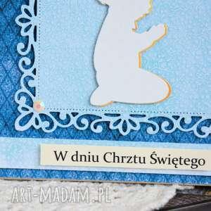 kartka kartki białe - w dniu chrztu świętego (2