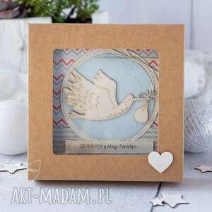oryginalne kartki narodziny kartka z okazji narodzin, chrztu