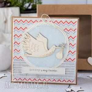 kolorowe kartki narodziny chłopczyka kartka z okazji narodzin, chrztu