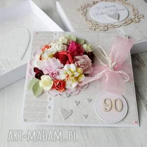 białe kartki urodziny kartka z okazji urodzin