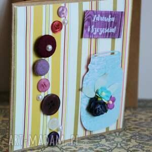 fioletowe kartki przesłanie kartka - zdrówka