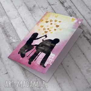 unikatowe kartki miłość m. i.ł.o.ś.ć... kartka
