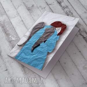 kartki kartka opiekuńczy anioł ii