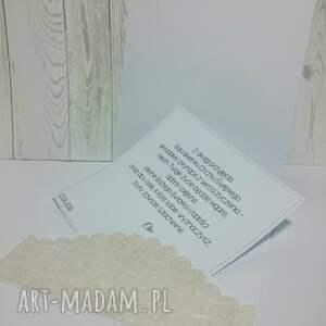 zaproszenie kartki pamiątka chrztu swiętego ze