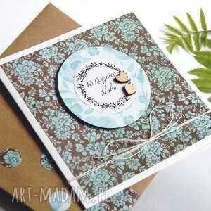 unikalne kartki rocznica w rocznicę ślubu :: kartka handmade