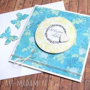 białe kartki rocznicowa w rocznicę ślubu: kartka