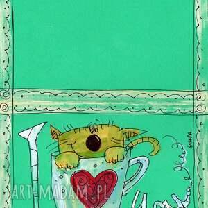 urokliwe kartki kartka walentynka - 3