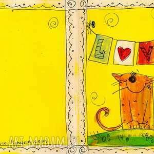 handmade kartki 4mara walentynka - 4