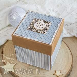 prezenty na święta pierwsza komunia wyjątkowe eksplodujące pudełeczko