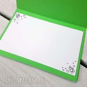 efektowne kartki kartka formatu 10x15 cm. serce wykonane przy
