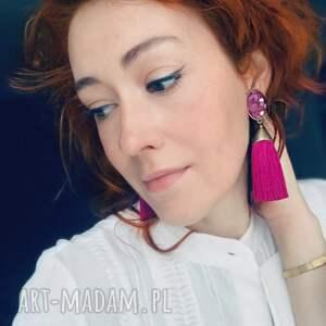 klipsy: Aleksandra - z chwostami modne