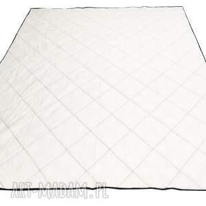 szare koce i narzuty duża-narzuta narzuta big alhambra 215x240cm od