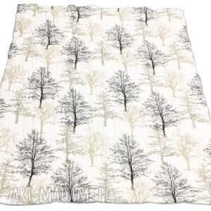 skandynawska koce i narzuty narzuta mystical forest 155x205cm