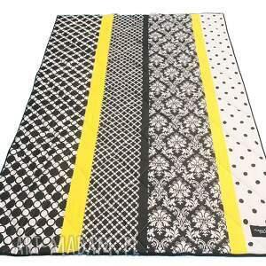 ręcznie robione koce i narzuty koniczyna-marokańska narzuta oriental elegance 155x205cm