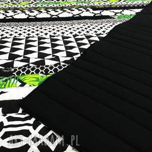 koce i narzuty kapa narzuta patchwork stripes