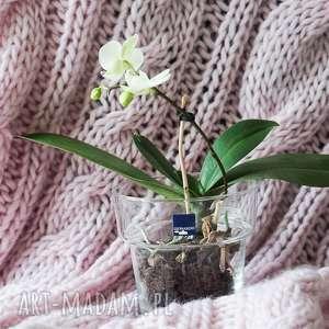 handmade koce i narzuty wełniany różowy koc