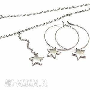Alloys collection /star/vol. 2 - kolczyki - stal szlachetna