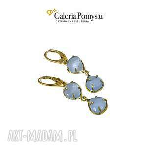 niebieskie chalcedon błękitny