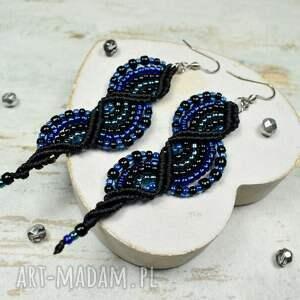kolczyki na prezent eleganckie i oryginalne komplet biżuterii