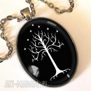 gondor kolczyki drzewo gondoru ii