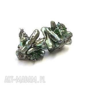 atrakcyjne srebro oksydowane główki sałaty vol