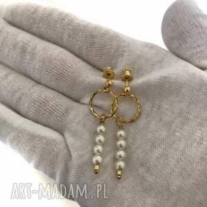 ciekawe perły koła z perłami