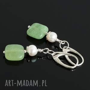 Malachit blue - perły