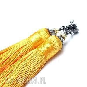 srebro maxi boho /yellow/