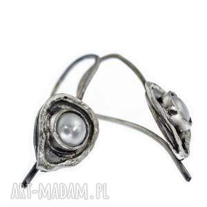 srebro perełki