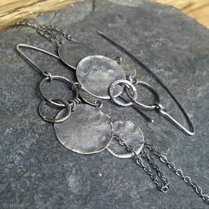 kolczyki ze srebra srebrne