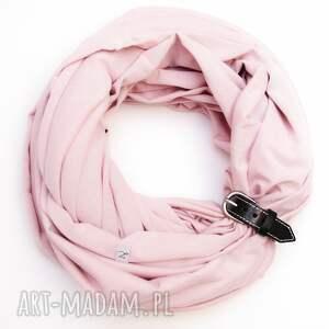 różowe komin bawełniany tuba szalik motany