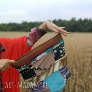 etno kominy komin boho patchworkowy
