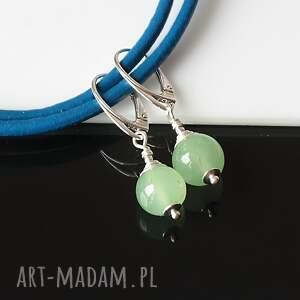 zielone aragonit