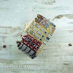 unikalne komplety domki biżuteria amsteram