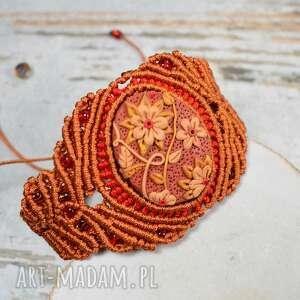 urokliwe elegancki komplet biżuterii