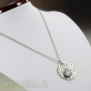 komplety kamień księżycowy i srebro