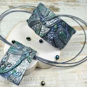 biżuteria-ważka komplety komplet biżuterii ważki