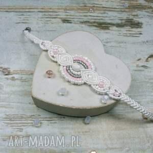 niebanalne komplety kolczyki komplet biżuterii ślubnej