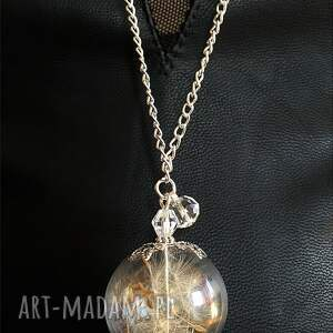 srebrne komplety komplet biżuterii z nasionami