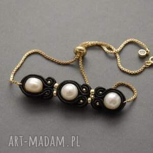 frapujące sznurek komplet biżuterii sutasz