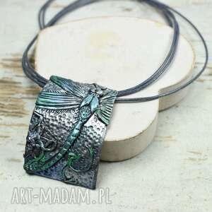komplety ważka komplet biżuterii ważki