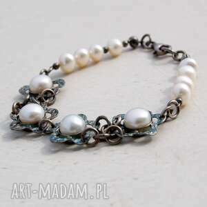 białe komplety komplet-srebrny komplet biżuterii srebrnej