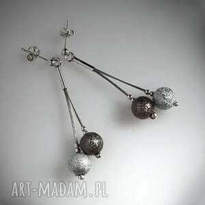nowoczesny komplet industrial silver